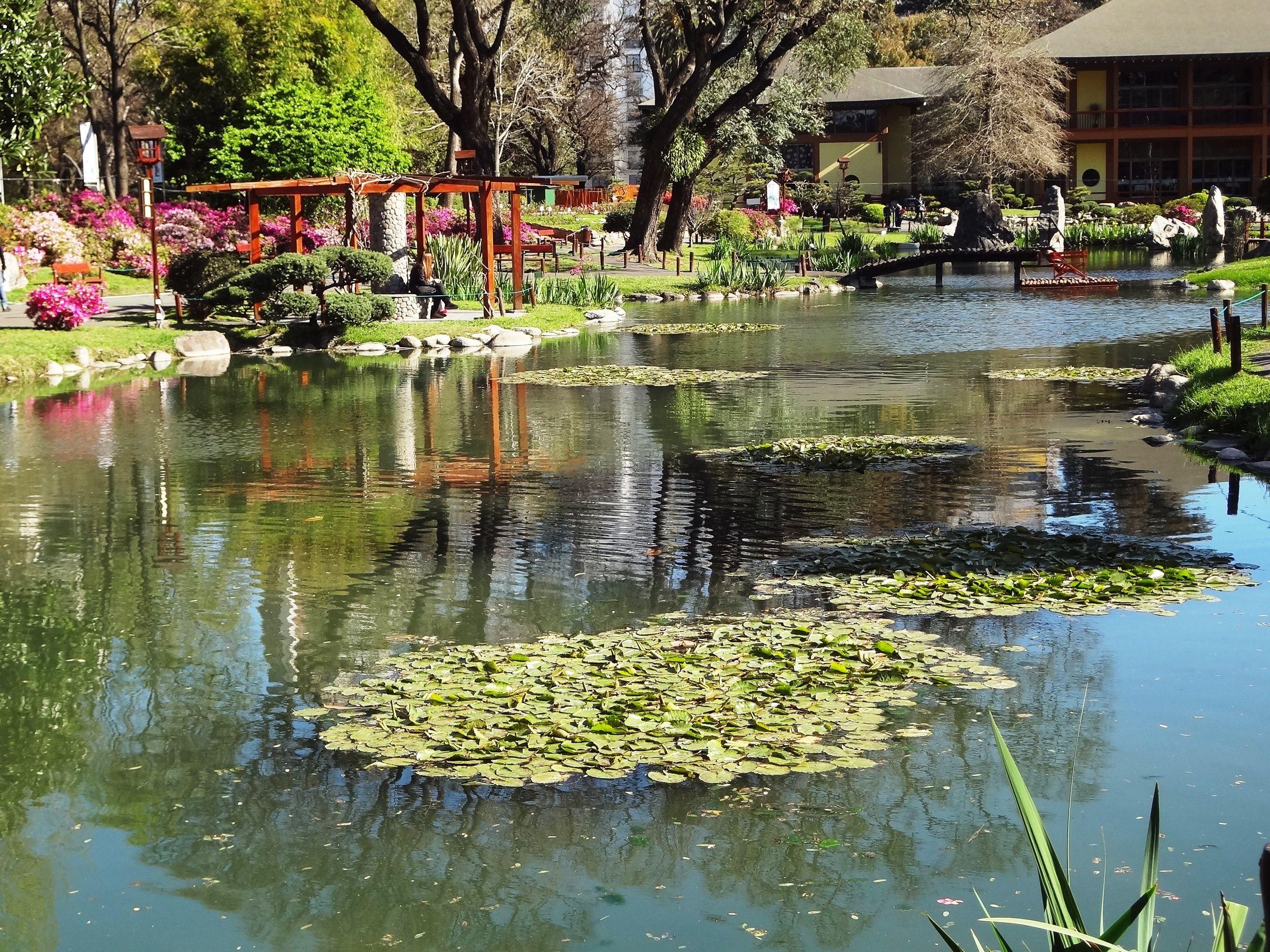 El Jardín Japonés Jardin Japones Buenos Aires Jardin Japones Buenos Aires