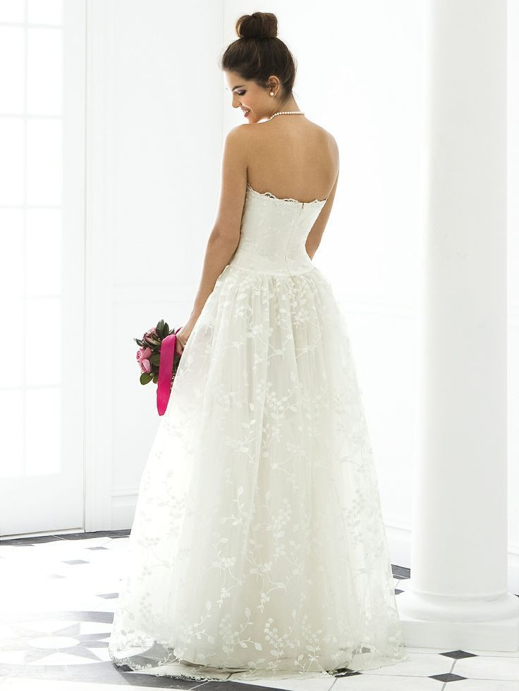 Blush Bridal - After Six Wedding Dress 1040, $540.00 (http://www ...
