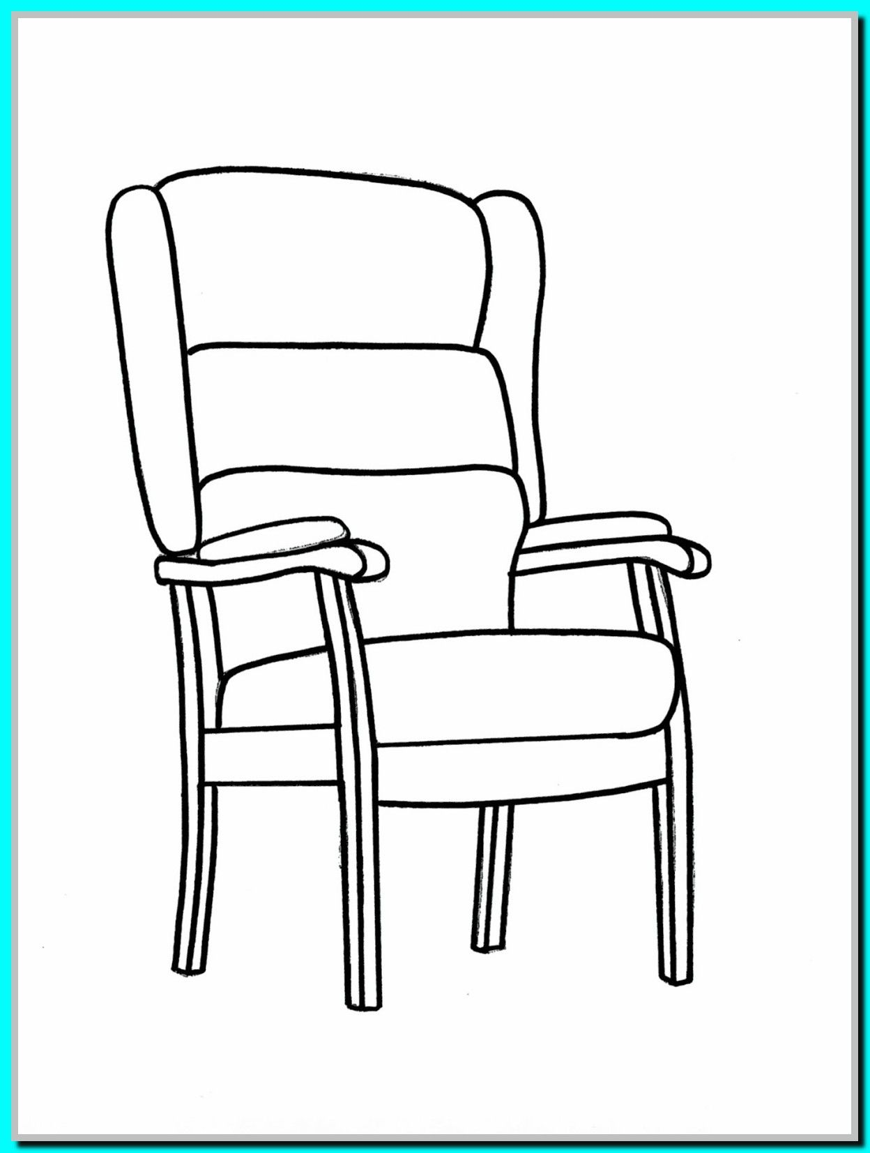 112 Reference Of Chair Outline Drawing In 2020 Drawing Furniture Chair Chairs Repurposed