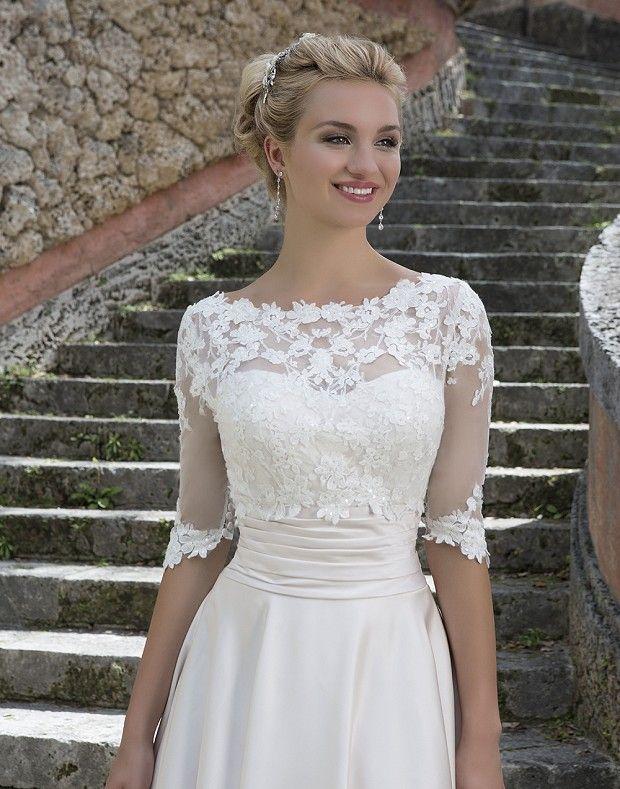 Ball Gown Wedding Dress Jacket