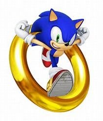 Image Result For Sonic The Hedgehog Gold Ring Free Printables Sonic Party Sonic Birthday Parties Sonic Dash