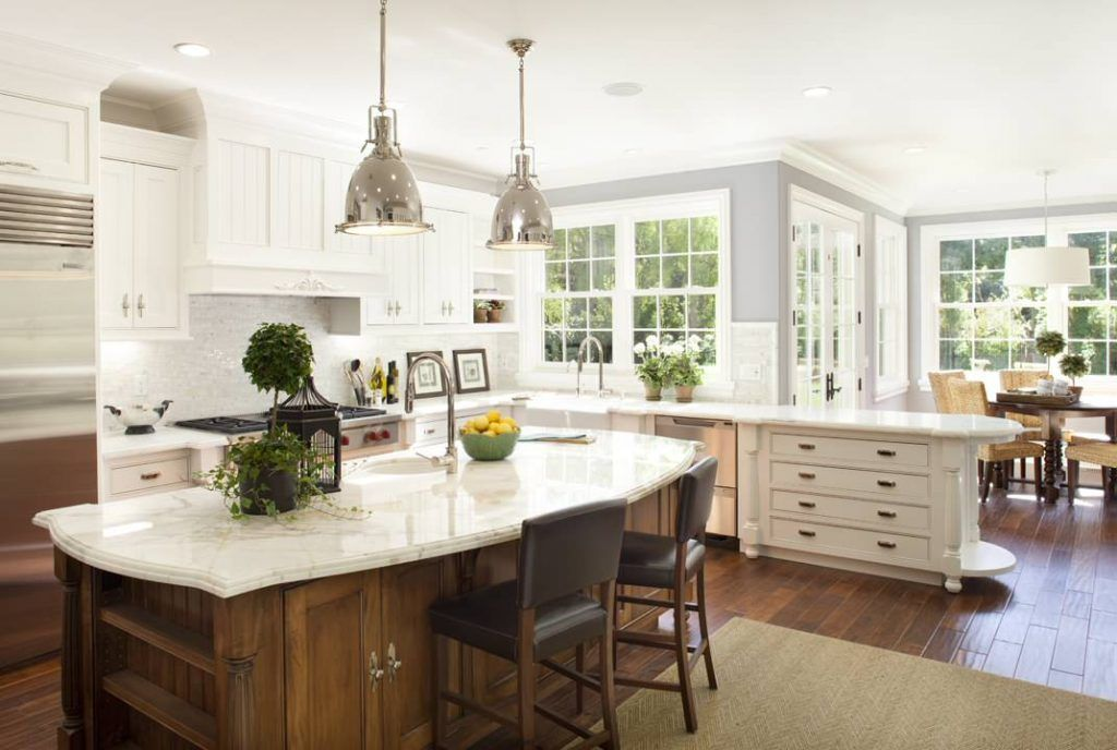 Top Rated Traditional Kitchen Design Inspirations | Voodo ...