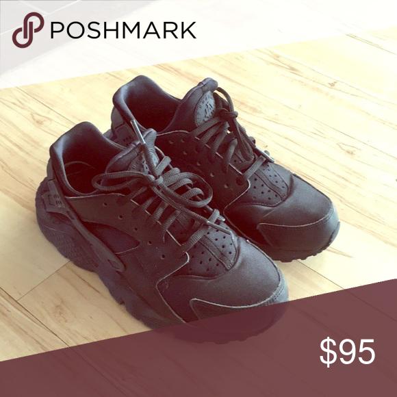 Nike Shoes Hunter Green Huaraches Poshmark
