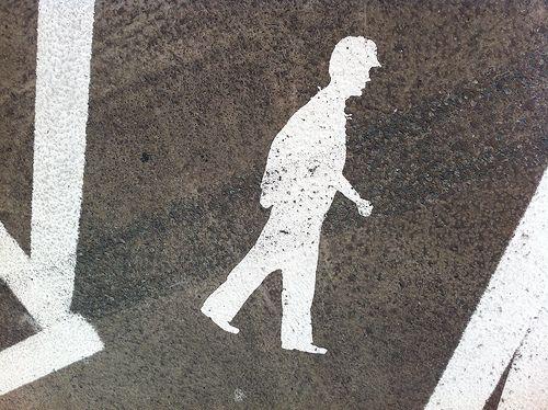 asphalt walker