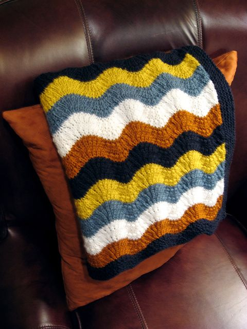 Ravelry Ripple Afghan Pattern By Vanna White Crochet Pinterest