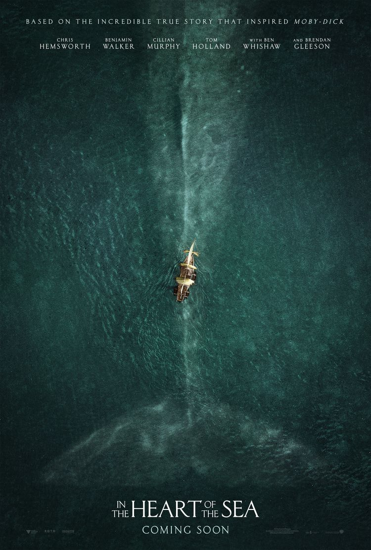 In The Heart of The Sea - teaser trailer and poster.