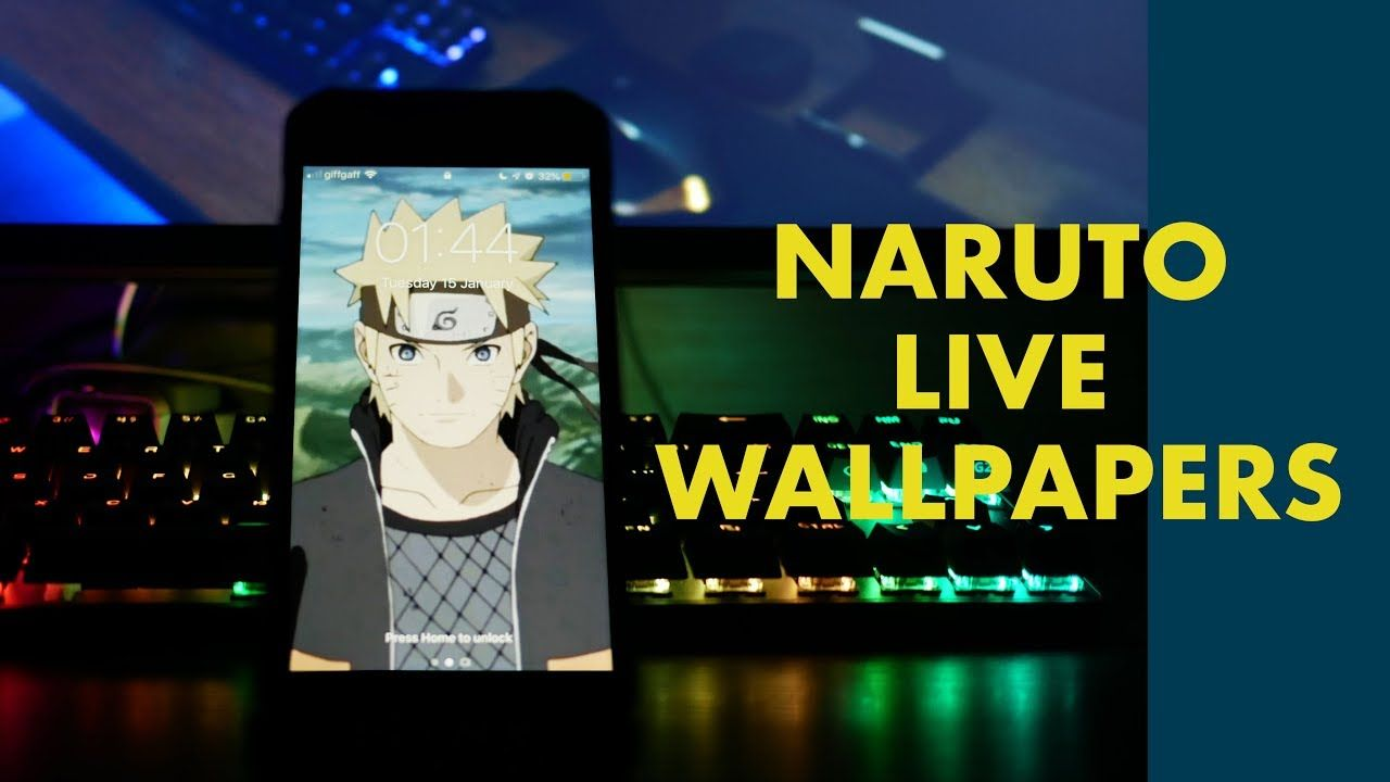 Awesome Naruto Wallpaper For Iphone Xr Pictures Di 2020