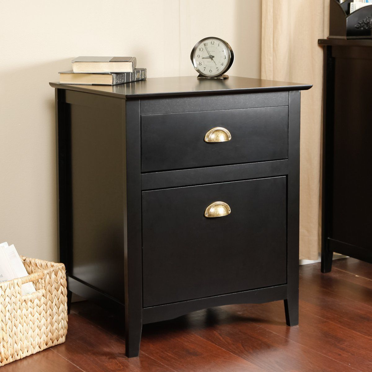 Filing cabinet that doesn't look like a filing cabinet. Yes please.