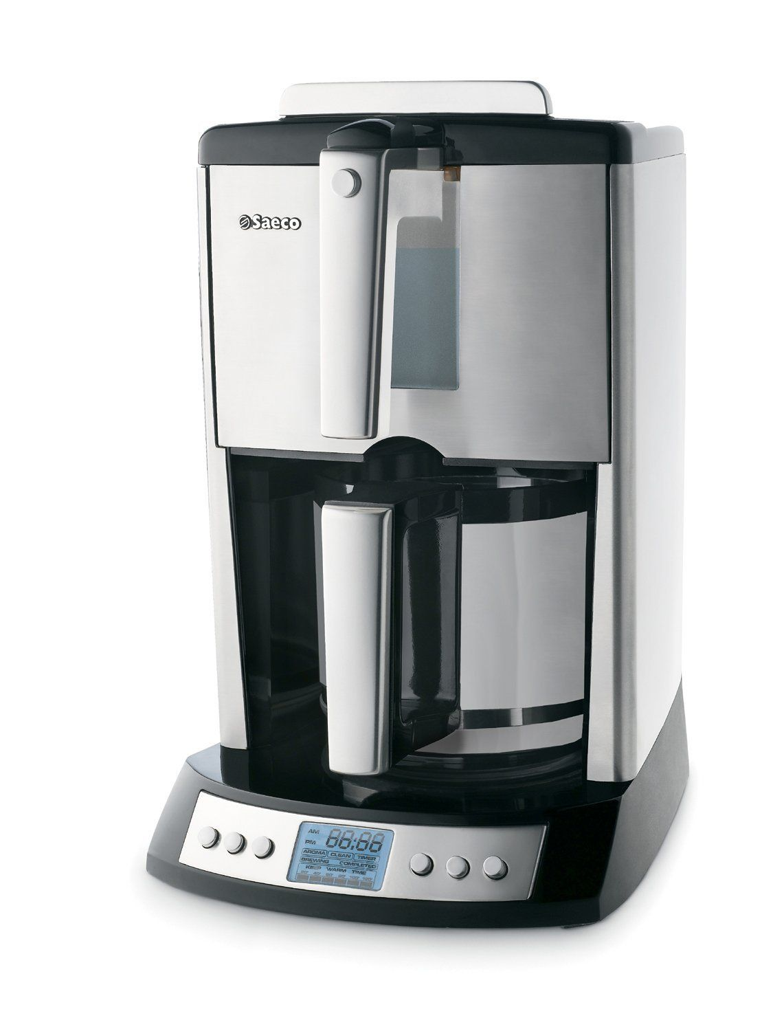 Saeco Easy Fill 10 Cup Automatic Drip Coffee Maker With Thermal