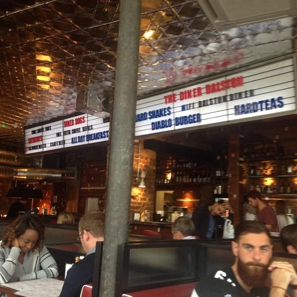 The Diner - Dalston, London