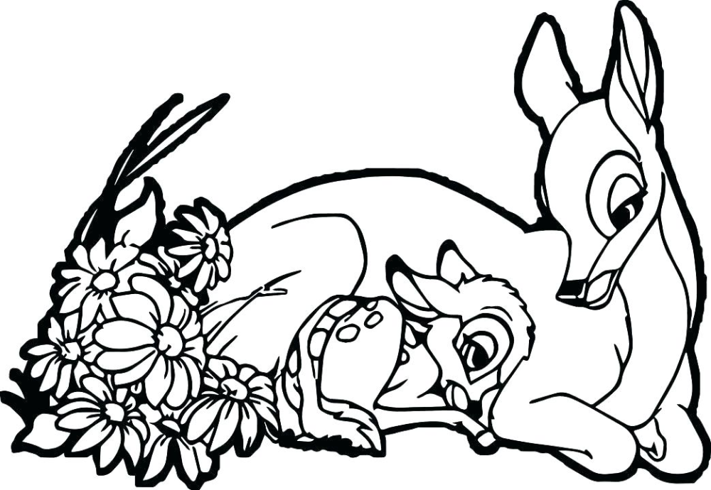 Cute Coloring Pages Best Coloring Pages For Kids Deer Coloring Pages Animal Coloring Pages Cute Coloring Pages