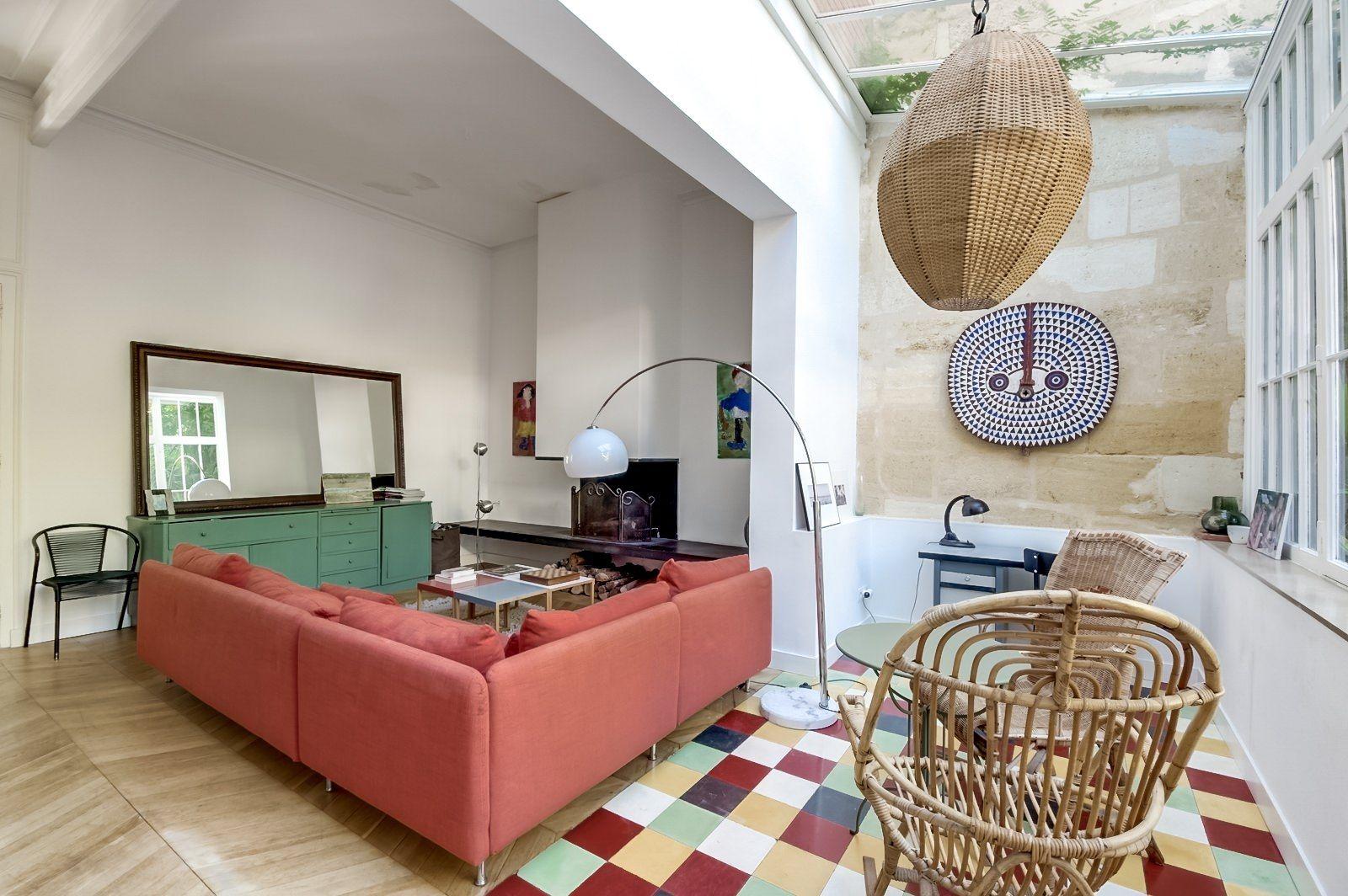 Sous Verriere Chez Caroline Echoppe Decoration Maison Piece A Vivre