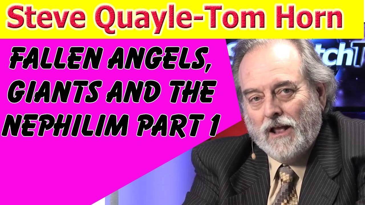 9 Steve Quayle Ideas Steve Tom Horn Youtube