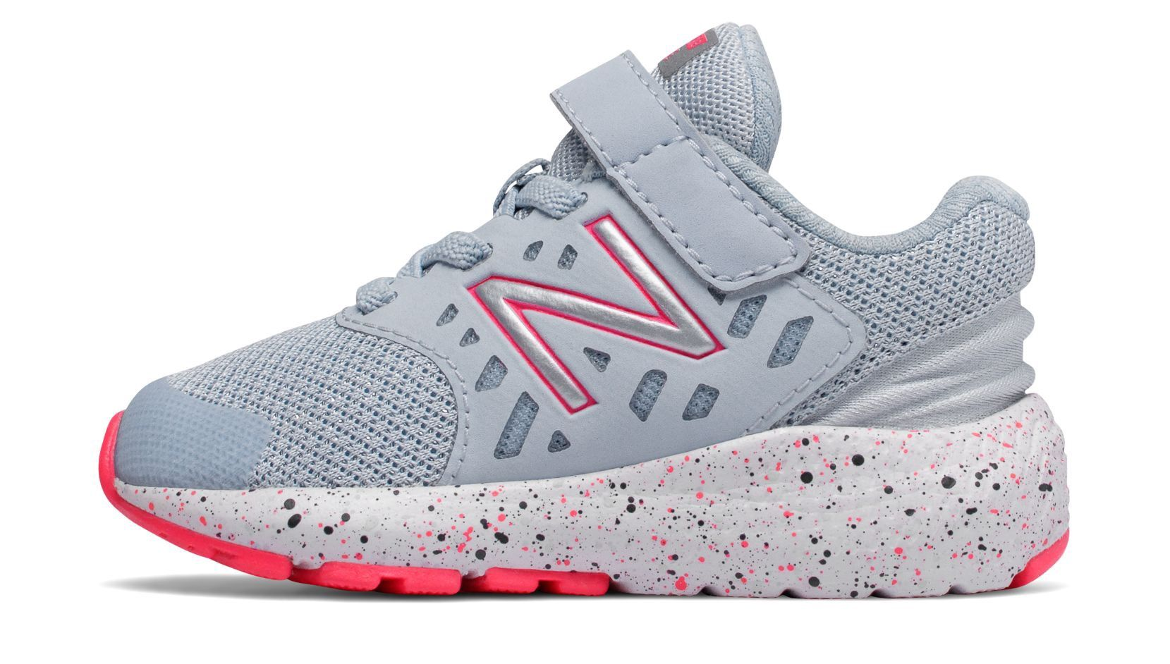 New Balance Fuelcore Urge V2 - Pink Zing With Polaris 2 Wide ...