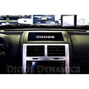 2008 2011 Dodge Nitro Dash Accent Plate Nitro Dodge Acrylic Dodge Nitro Dodge Nitro