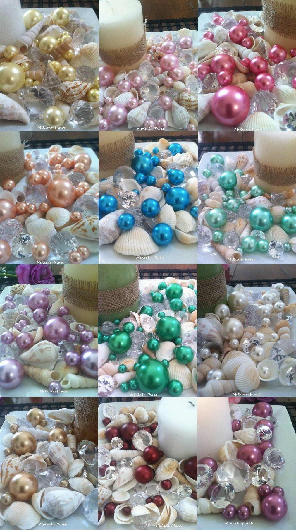 teal filler buy decor vase wholesale fillers w bulk pearl centerpiece elegant beads products faux