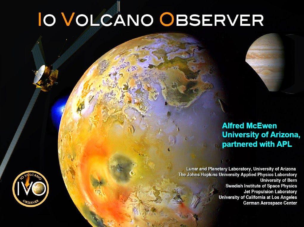 """Картинки по запросу """"Io Volcano Observer"""""""