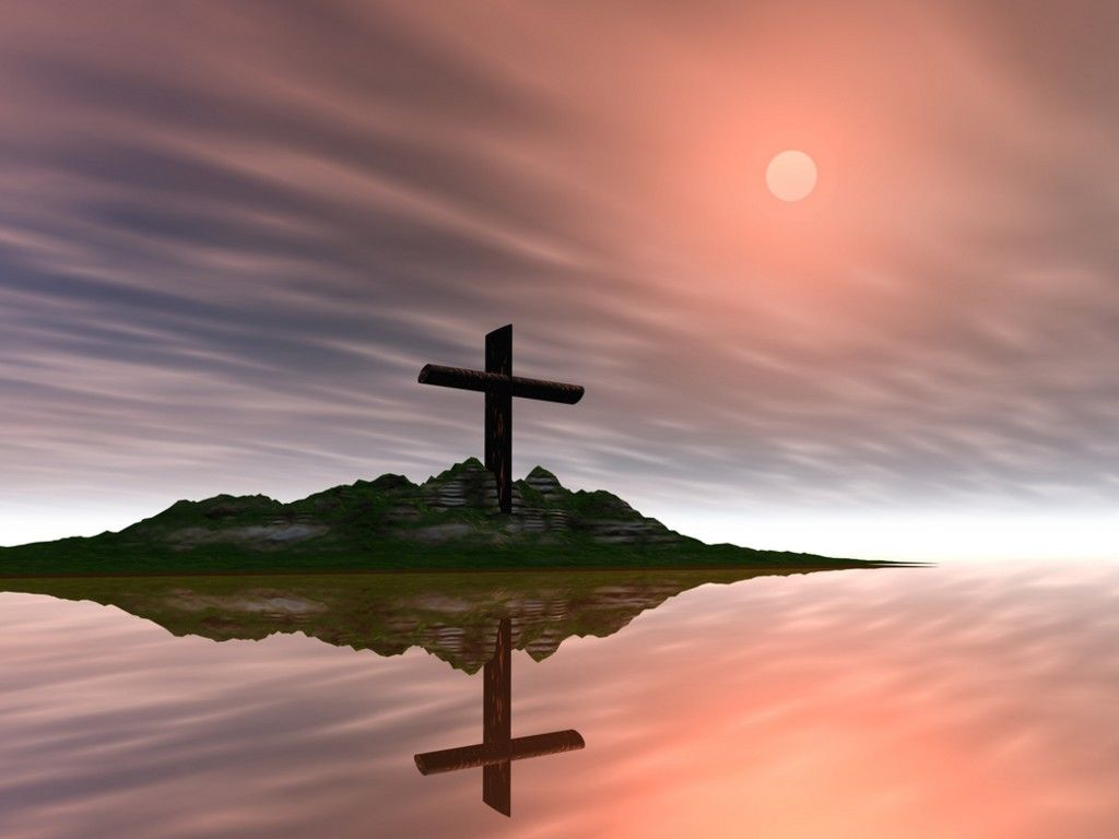 Christian Cross DOWNLOAD WALLPAPER ADD VERSE OR TEXT