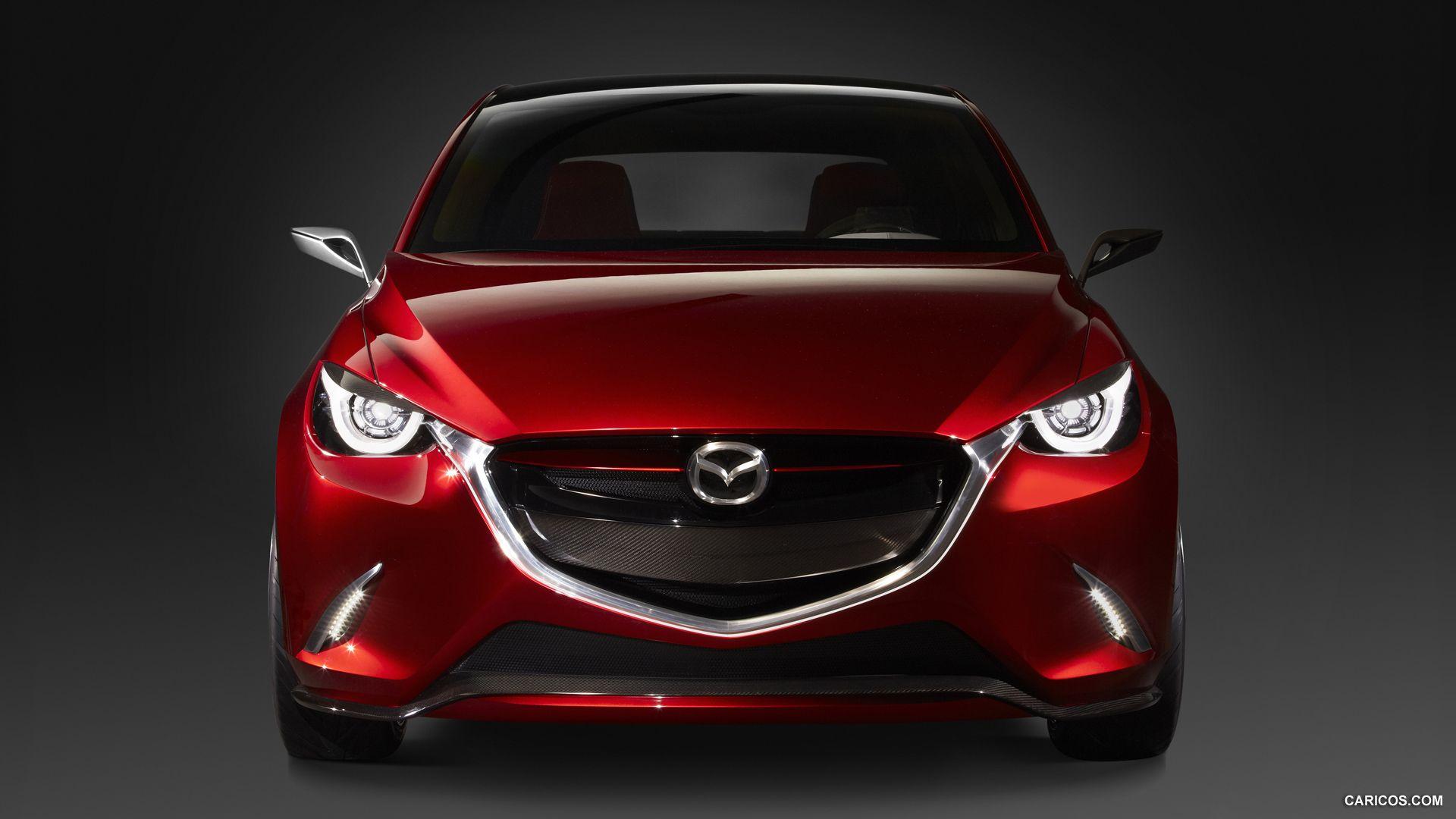 2014 Mazda Hazumi Concept - Front | conseptcar | Pinterest | Mazda ...