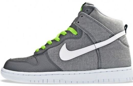 the best attitude 09000 26137 Nike Dunk High - Wolf Grey Green   SneakerWatch Mobile