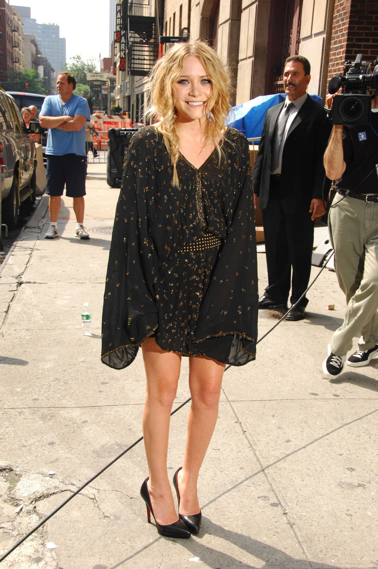 Mary Kate Olsen - 11th and Bleecker