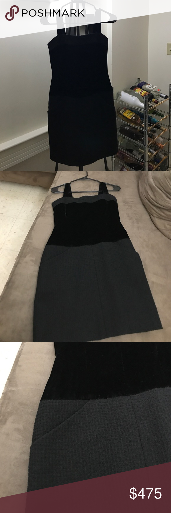 Chanel shift dress pinterest chanel dress