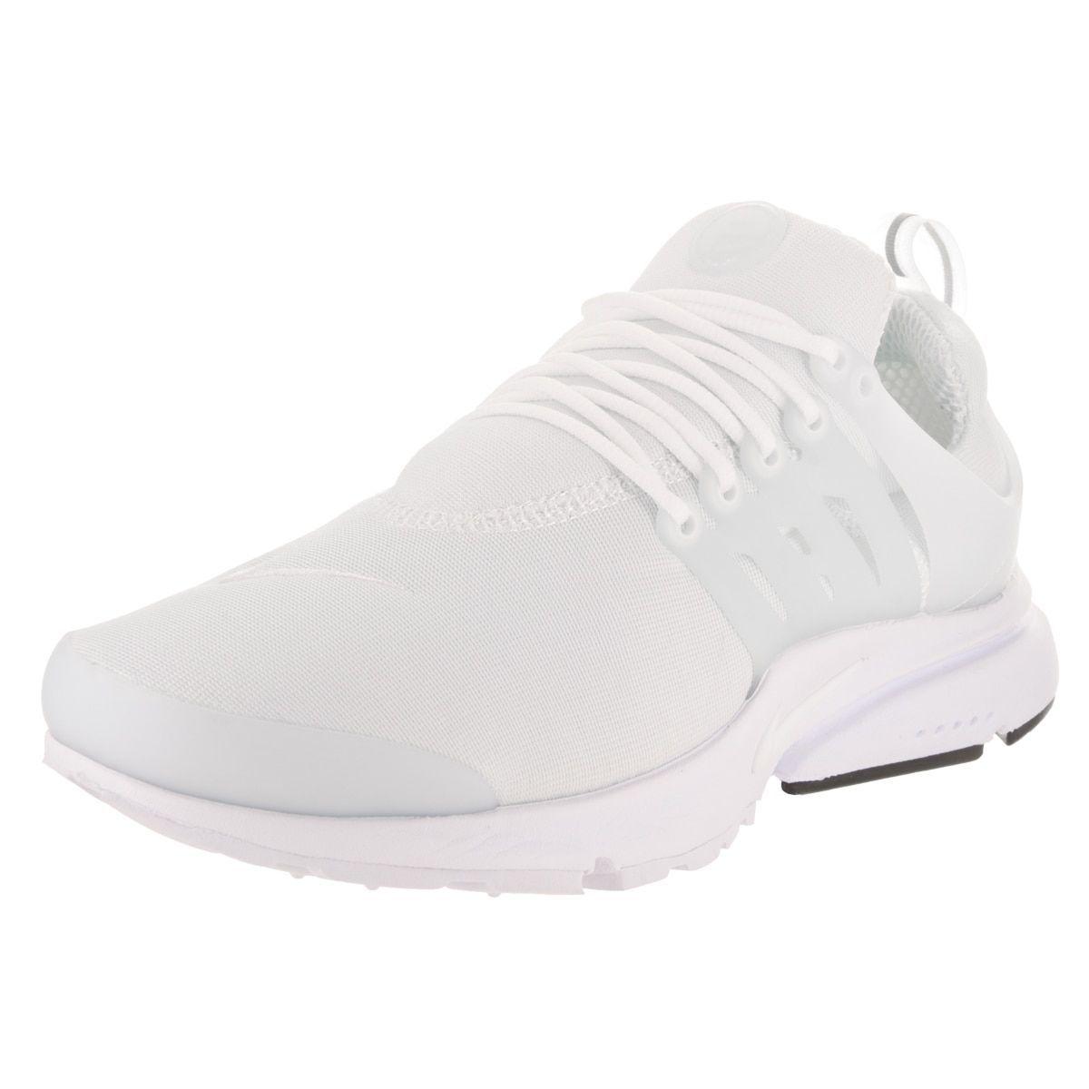 Nike Corrientes Hombres Air Presto Zapatos Corrientes Nike Esenciales De Cuero Sintetico ac0cdb