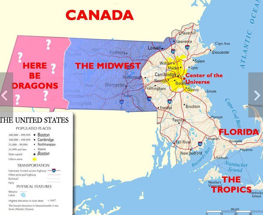 """a """"Bostonian's"""" view???"""
