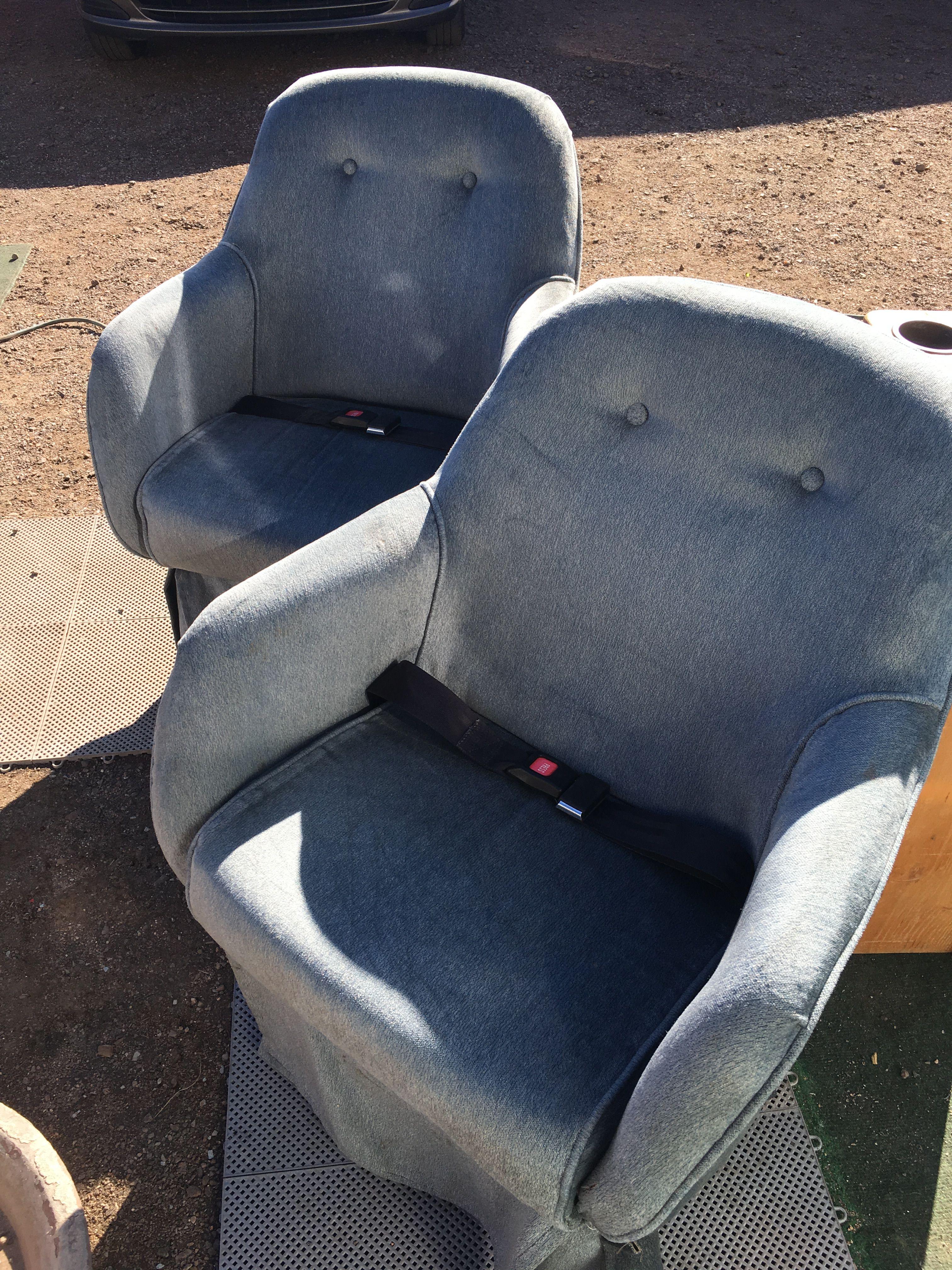 Class C RV Chairs at Arizona RV Salvage in Phoenix AZ