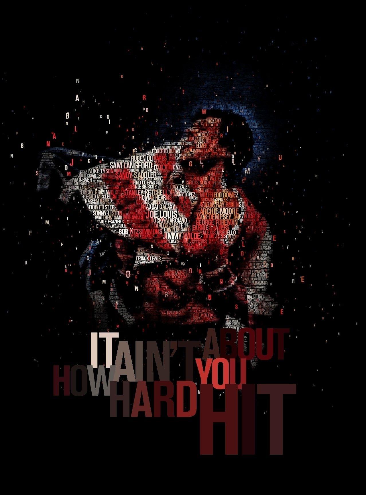 Muhammad Ali Quote Iphone Wallpaper Rocky Quotes Iphone Wallpaper Download New Rocky Quotes