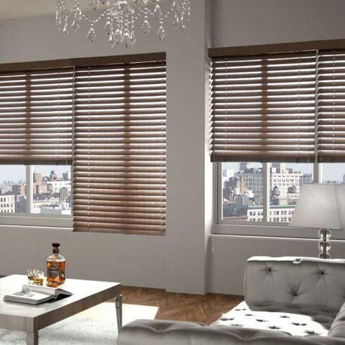 Blinds Com Signature Wood Blinds In Birch Instantly Warm