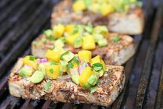 Recipe for Jerk-seasoned grilled swordfish that becomes spicy fish tostadas - The Boston Globe