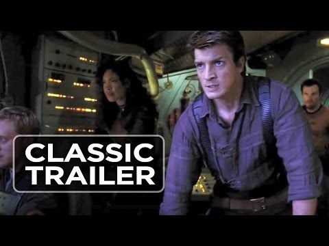 Serenity Official Trailer 1 Morena Baccarin Movie 2005 Hd Good Movies On Netflix Netflix Movies Netflix Movies To Watch