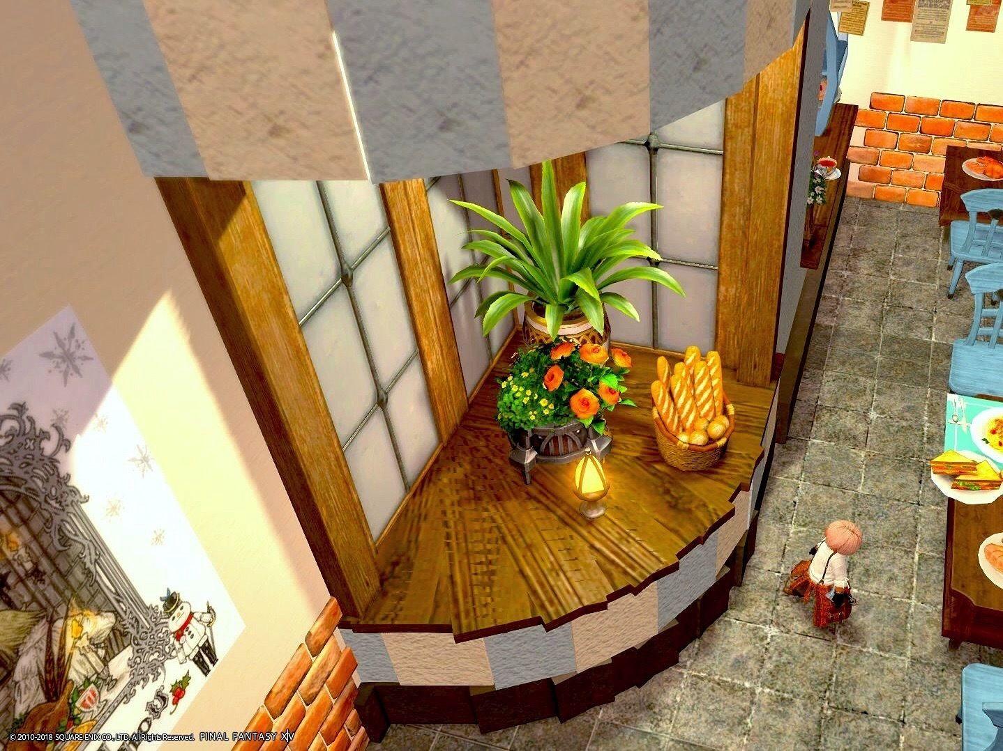 ショーウィンドウのあるカフェテラス 画像あり テラス カフェ