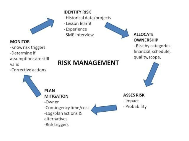 Project Management Business Pinterest Projects and Project - risk management plan template