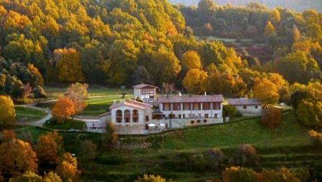 Rusticae Hotel Girona Gerona Con Encanto Exterior Hoteles Casas Rurales Estilo En El Hogar