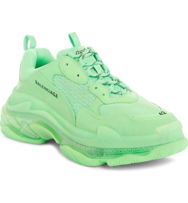 7399d28fd4ca BALENCIAGA Triple-S Air Retro Sneaker.  balenciaga  shoes ...