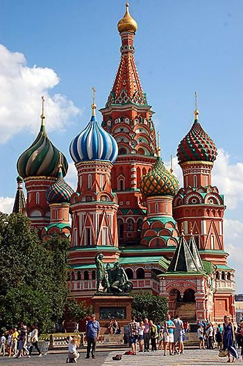 Moscou-Moscow