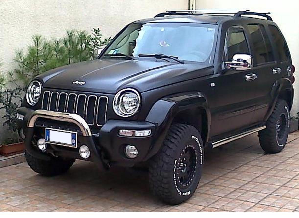 Pin By Mike On Jeep Kj Nero Opaco Jeep Zj 2006 Jeep Liberty