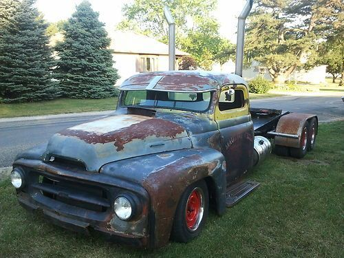 RATical Rods, Rides and Rigs Custom rat rods, Diesel