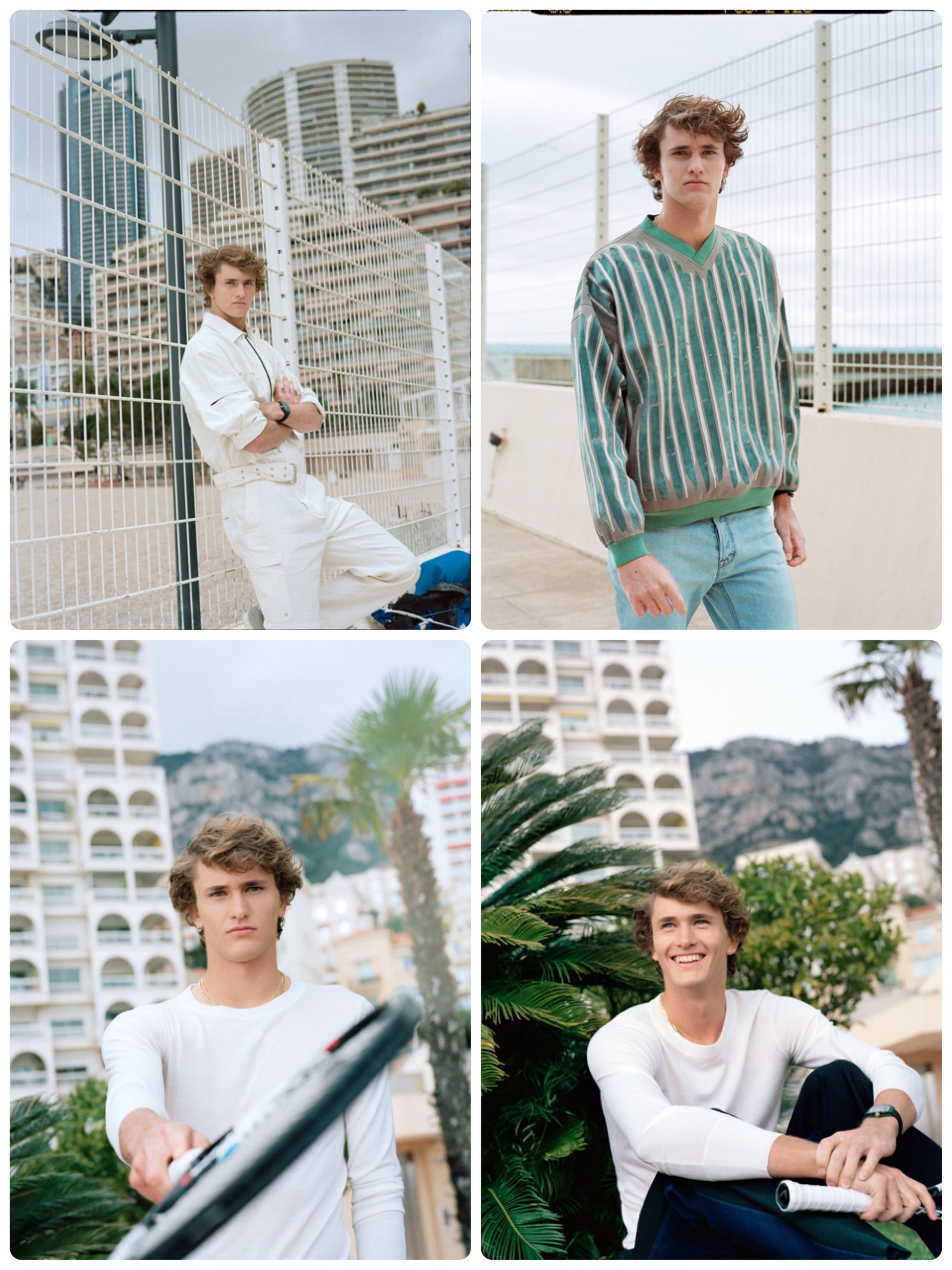 "GQ Russia ""Alexander Zverev"" (Really Gorgeous)"