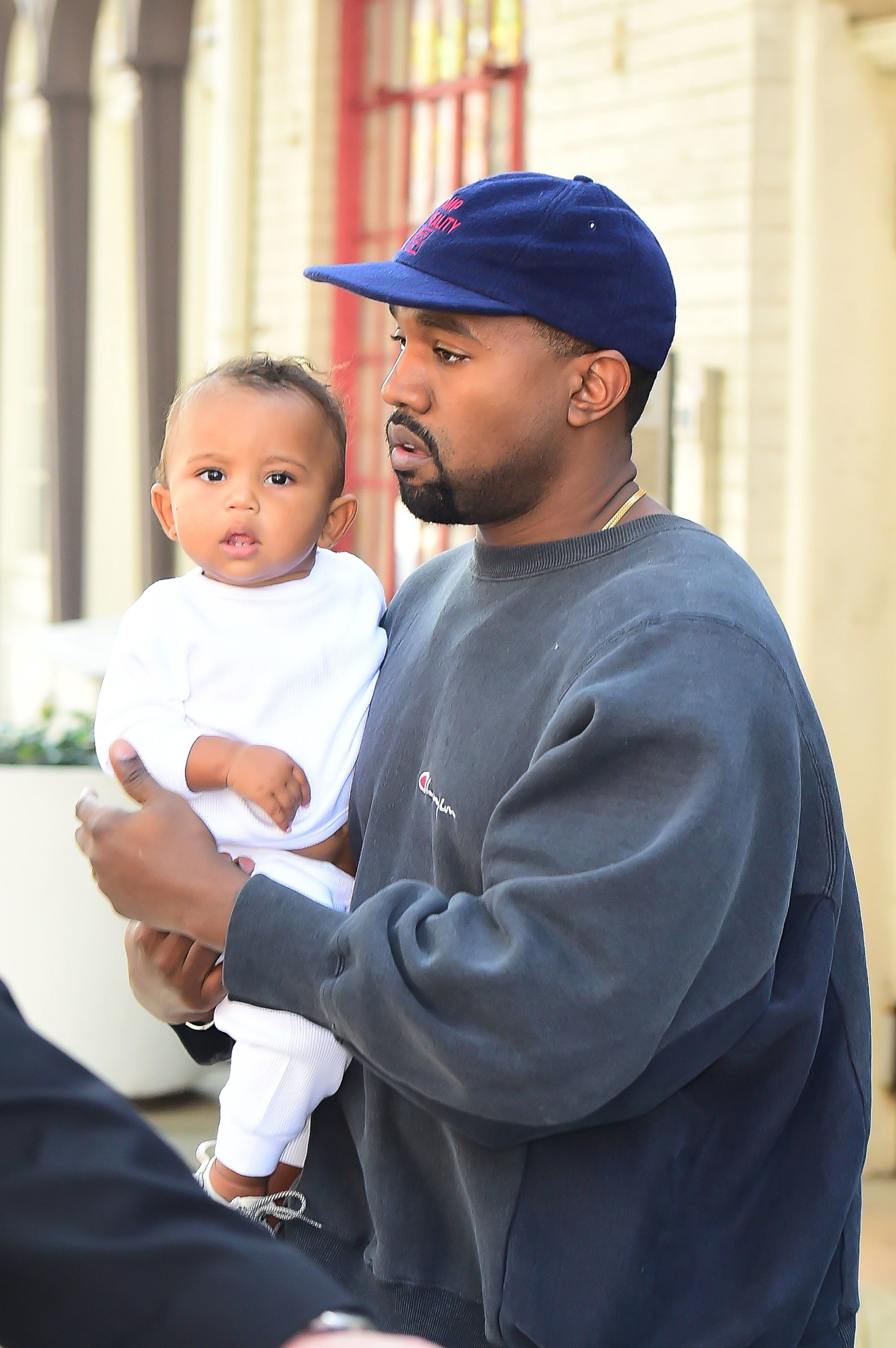 Happy 40th Birthday Kanye 5 Ways To Get His Cool Dad Look Celebrity Dads Dad Fashion Dads