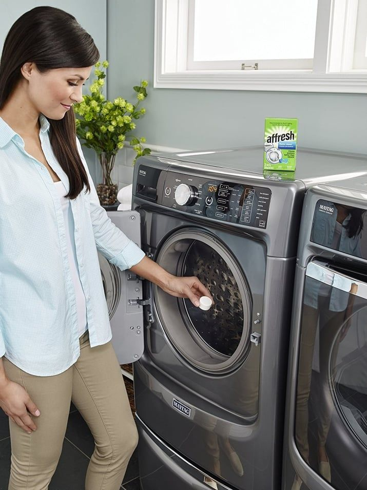22 Fast Cleaning Jobs You Should Do Right Now Clean Washing Machine Washing Machine Cleaner Washing Machine