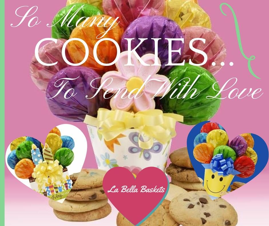 See Our Cookie Bouquets Https Backoffice Office2office Imx Tm