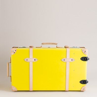 never have a case of mistaken luggage identity with this piece...