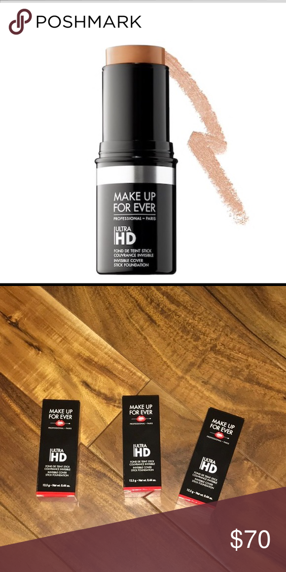 (3) Make up Forever Bundle Ultra HD Cover Y335 COLOR 127