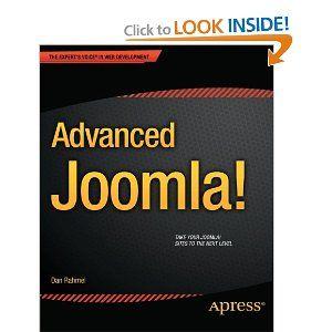 Advanced Joomla!: Dan Rahmel