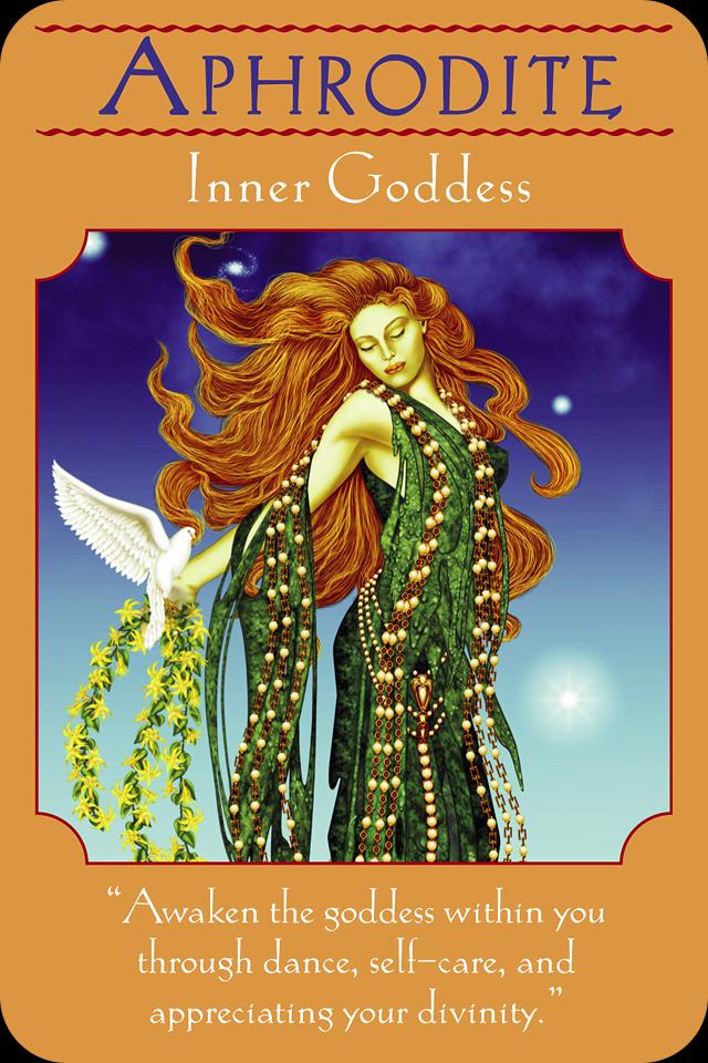 göttinnen orakel