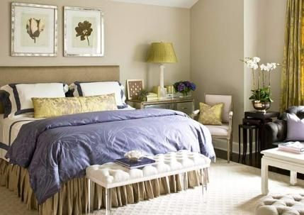 Serene Bedrooms | Traditional Home