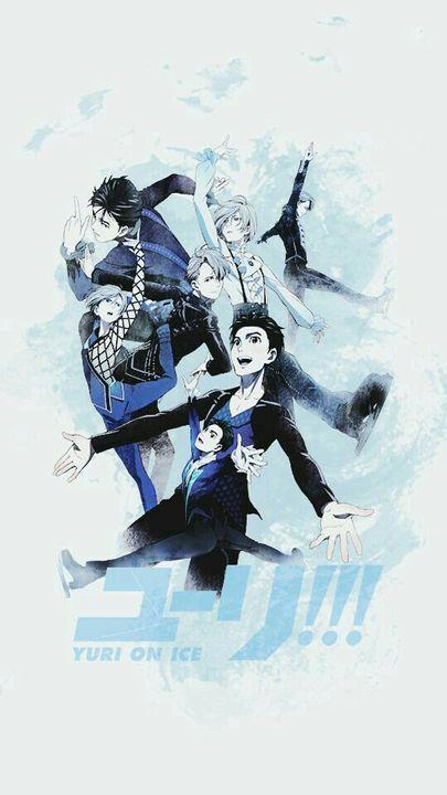 Fondos de Pantalla Anime ヽ(^o^ )^_^ )ノ  - Yuri On Ice 3